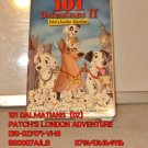 VHS - 101 DALMATIANS  (02)  PATCH'S LONDON ADVENTURE