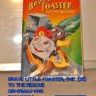 VHS - BRAVE LITTLE TOASTER, THE  (02)  TO THE RESCUE
