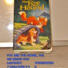 VHS - FOX AND THE HOUND, THE