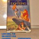 VHS - LION KING