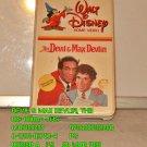 VHS - DEVIL & MAX DEVLIN, THE