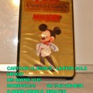 VHS - LIMITED GOLD CARTOON CLASSICS - MICKEY
