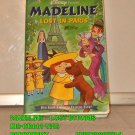 VHS - MADELINE - LOST IN PARIS