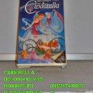 VHS - CINDERELLA  *