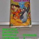 VHS - JUNGLE BOOK, THE  *