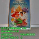 VHS - LITTLE MERMAID, THE  *   (recalled)