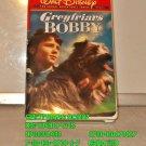 VHS - GREYFRIARS BOBBY