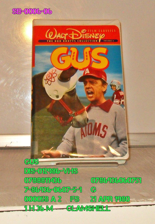 VHS - GUS