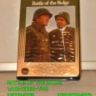 VHS - BATTLE OF THE BULGE