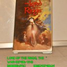 VHS - LORD OF THE RING, THE   *