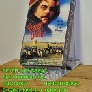 VHS - PETER THE GREAT