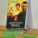 VHS - MONSTER'S BALL