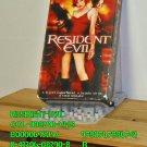 VHS - RESIDENT EVIL