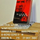 VHS - BLOOD WORK