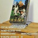 VHS - EXCALIBUR