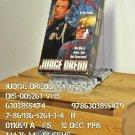 VHS - JUDGE DREDD