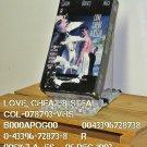 VHS -LOVE, CHEAT & STEAL