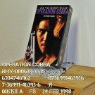 VHS - OPERATION COBRA