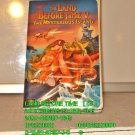 VHS - LAND BEFORE TIME  (05)  MYSTERIOUS ISLAND