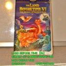 VHS - LAND BEFORE TIME  (06)  SECRET OF SAURUS ROCK