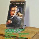VHS - BOND - GOLDFINGER