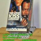 VHS - LONG KISS GOODNIGHT, THE