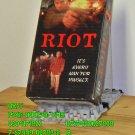 VHS - RIOT