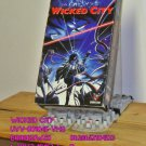 VHS - WICKED CITY  **