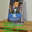 VHS - BOND - NEVER SAY NEVER AGAIN