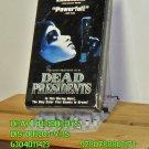 VHS - DEAD PRESIDENTS