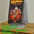 VHS - HOWARD THE DUCK