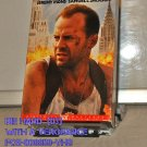 VHS - DIE HARD  (03)  WITH A VENGEANCE