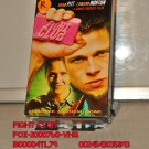 VHS - FIGHT CLUB