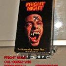 VHS - FRIGHT NIGHT