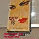 VHS - FRIGHT NIGHT  (02)