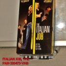 VHS - ITALIAN JOB, THE  **