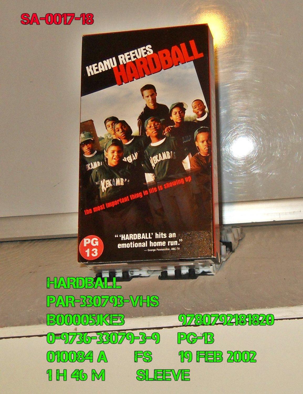 VHS - HARDBALL