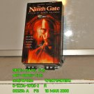 VHS - NINTH GATE, THE