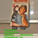 VHS - PREHYSTERIA !