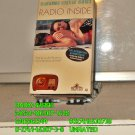 VHS - RADIO INSIDE