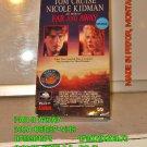 VHS - FAR & AWAY