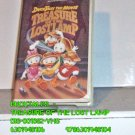 VHS - DUCKTALES - TREASURE OF THE LOST LAMP