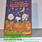 VHS - PEANUT'S - IT'S THE GREAT PUMPKIN, CHARLIE BROWN