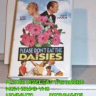 VHS - PLEASE DON'T EAT THE DAISIES