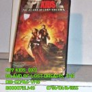 VHS - SPY KIDS  (02)  ISLAND OF LOST DREAMS, THE