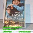 VHS - SUMMER OF MONKEYS