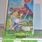 VHS - SWAN PRINCESS, THE  (02)  ESCAPE FROM CASTLE MOUNTAIN