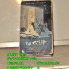 VHS - STUFF, THE