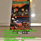 VHS - STARSHIP TROOPERS CHRONICLES - ROUGHNECKS