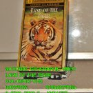 VHS - NAT GEO - LAND OF THE TIGER